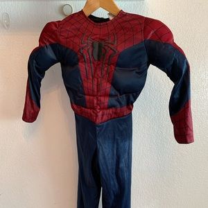 marvel spider man costume
